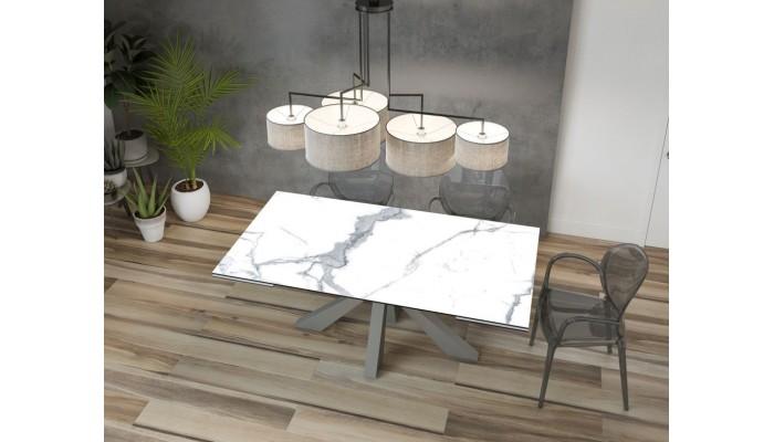 ESCAPADE - Table 2 allonges portefeuilles de 48.5 cm