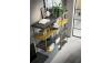 SOON - Ensemble armoire et lit rabattable couchage 190x90 cm