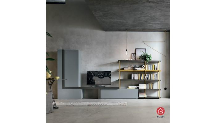 ASTUCE - Table basse un tiroir deux niches