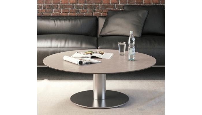 UNA - Table basse extensible plateau...