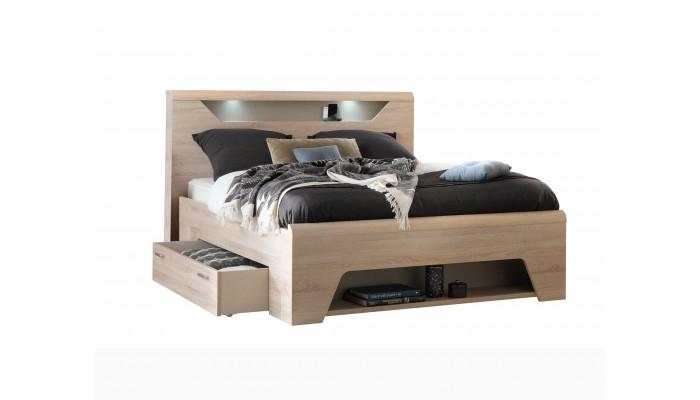 MULTY - Cadre de lit avec tiroirs...