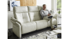 Canapé d'angle 1 place relax électrique BOLOGNA