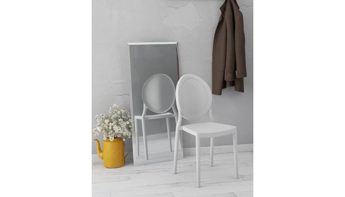 EON - Chaise en polypropylène...