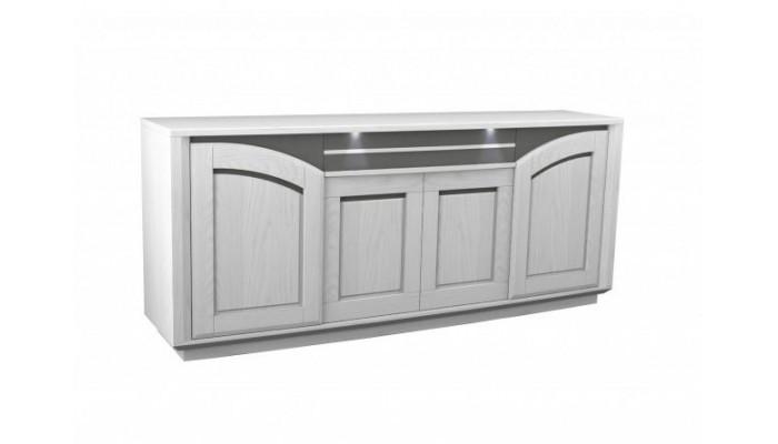 IZA - Enfilade 4 portes 1 tiroir avec...