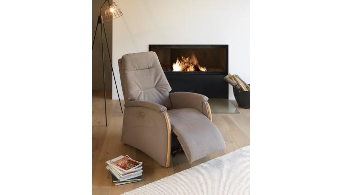 canap 3 places 2 relax lectrique alter. Black Bedroom Furniture Sets. Home Design Ideas