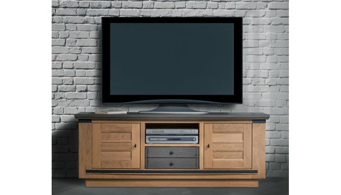 ANGEL - Meuble tv 2 portes 1 tiroir 1...