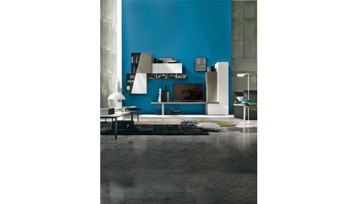 MASSEL - Composition murale TV